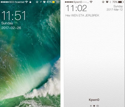 You can personalize your iPhone's/iPad's lockscreen with these cydia tweaks compatible with iOS 10. The main focus thing that we notice on iPhone is Lockscreen