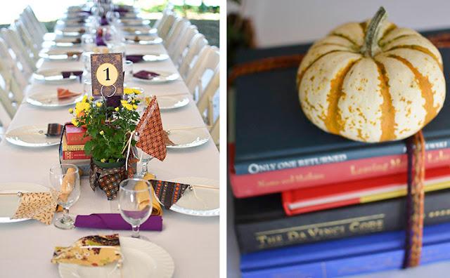 fall handmade wedding | https://www.oh-lovely-day.com/2012/03/real-wedding-amanda-jason-handmade-fall.html