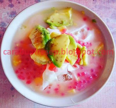 Foto Resep Es Oyen Campur Sederhana Spesial Asli Enak