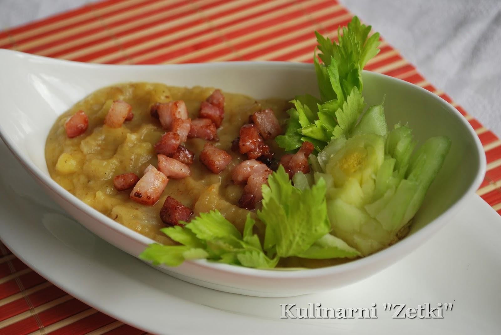 Kulinarni Czyli Uczniowie Zetki Pichca Saksonska Zupa