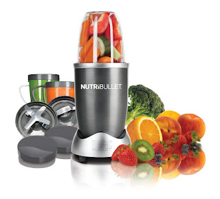 Magic Bullet NutriBullet NBR-12 12-Piece High-Speed Blender/Mixer System, image, review features & specifications