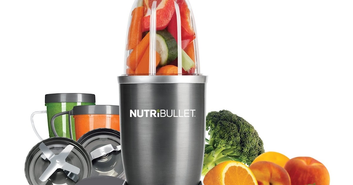 The magic bullet nutribullet 12 piece high speed blender mixer system - Health And Fitness Den Magic Bullet Nutribullet Nbr 12 12