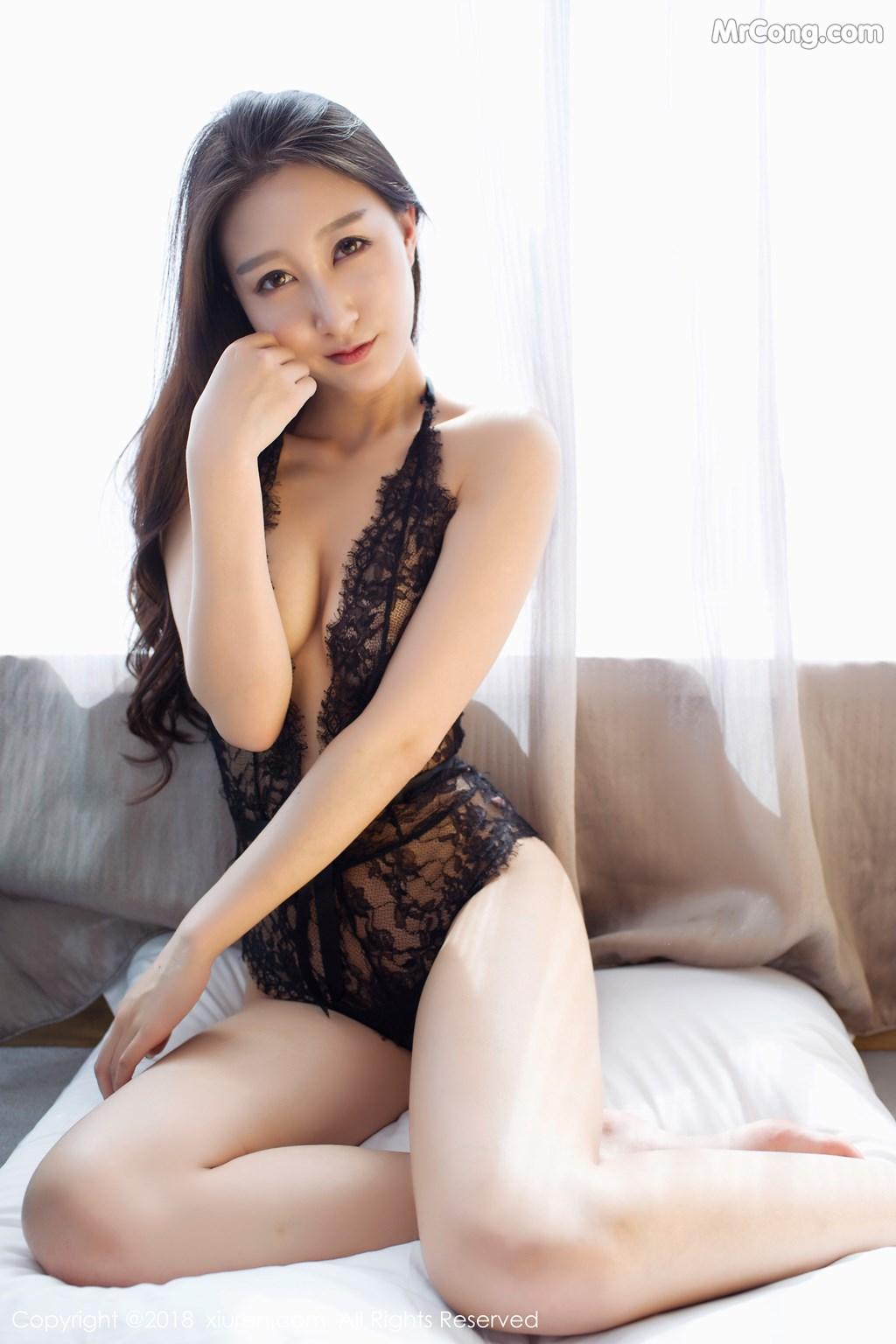 Image XIUREN-No.918-Zhao-Xi-Er-MrCong.com-004 in post XIUREN No.918: Người mẫu Zhao Xi Er (赵熙儿) (48 ảnh)