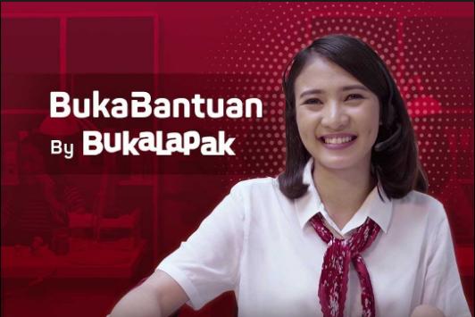 Call Center Bukalapak