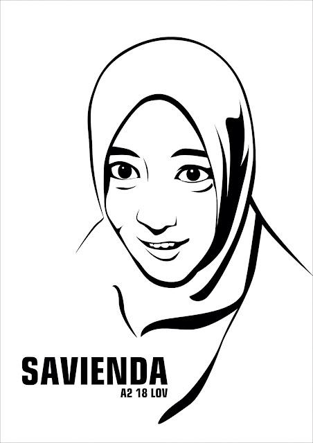 Line Art Savienda