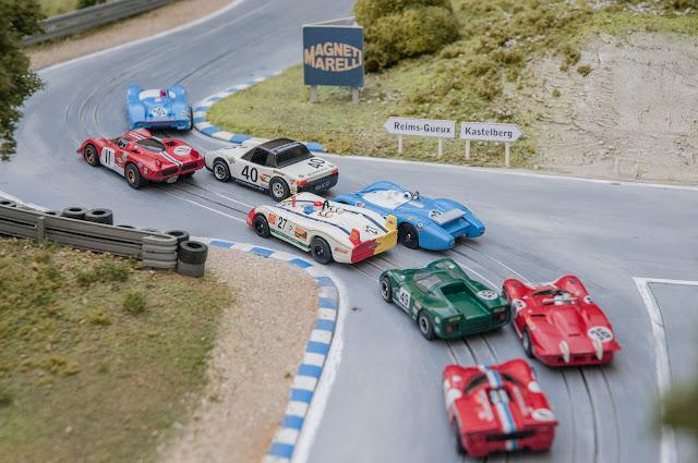 P A Watson Slot Car Racing