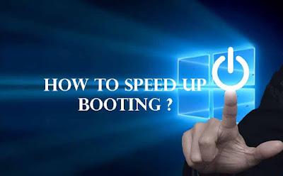 Cara Mudah Mempercepat Booting Windows 10 Tanpa Aplikasi