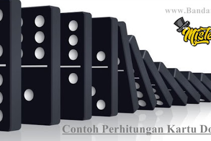 Contoh Perhitungan Kаrtu Domino99 MisterQQ
