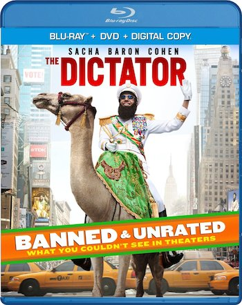 The Dictator 2012 Bluray Download