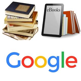 Buku Ebook dan Google