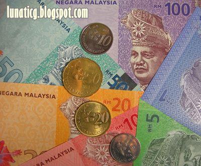 Malaysia new banknote circulate 16 July 2012 | Lunaticg Coin