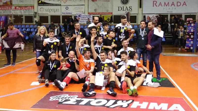 Στη Volley League Κομοτηνή και ΑΕΚ, στη Pre League Γυναικών ο ΠΑΟΚ, 2η στη Βόρεια Ελλάδα η Νίκη Αλεξανδρούπολης