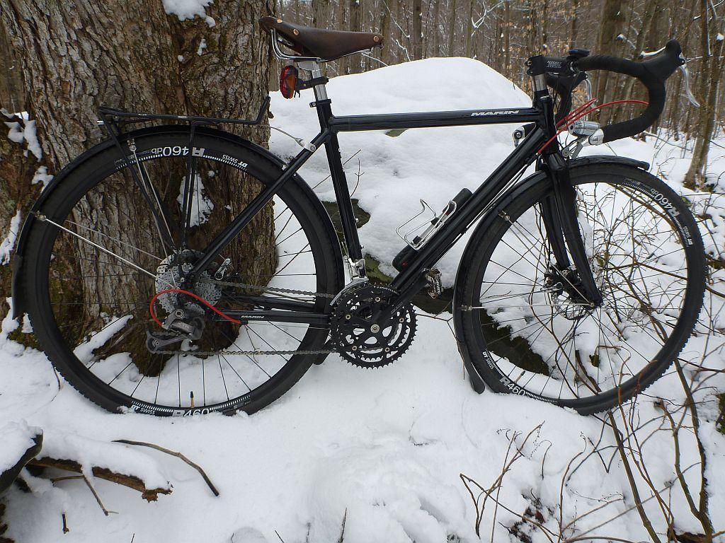 Barner s Babble  New Winter Bike c30e99c58