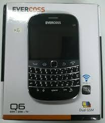 Spesifikasi Evercos Q6  Dan Harga Baru