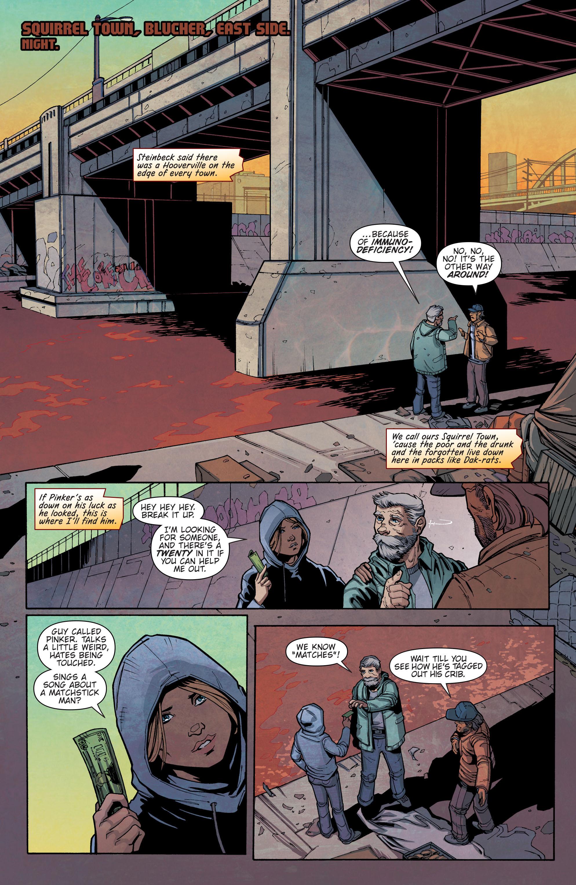 Read online Slash & Burn comic -  Issue #2 - 20