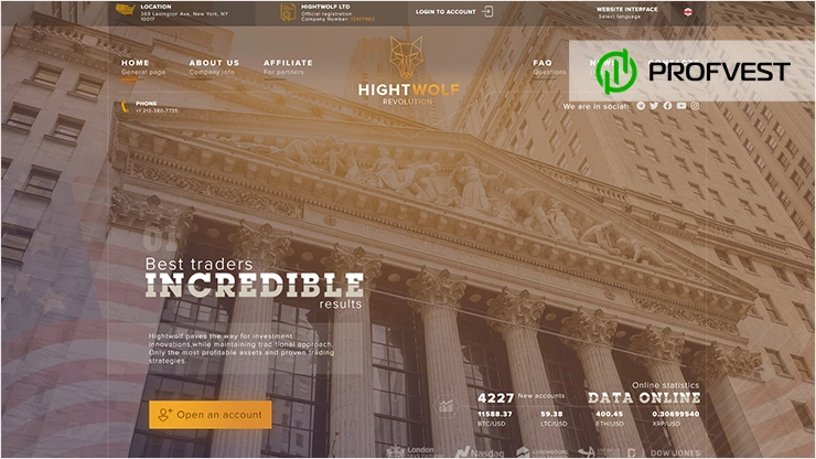 Hightwolf обзор и отзывы HYIP-проекта