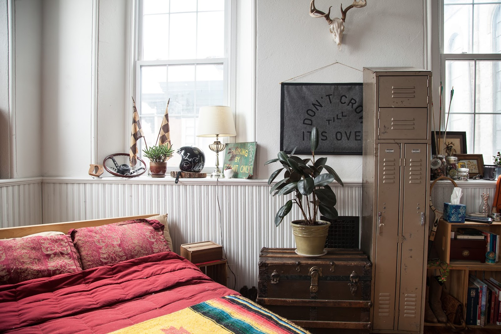 Fishtown Studio with Vintage Vibes