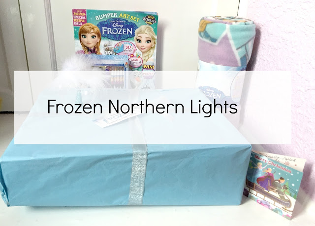 Frozen Northern Lights Elsa doll review