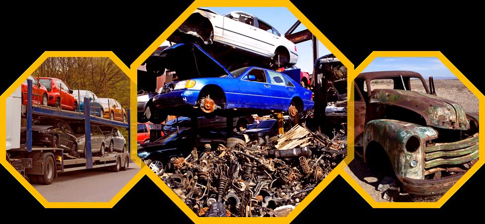 Scrap Metal, Raleigh, NC, Recycling, Junk Cars, Yards
