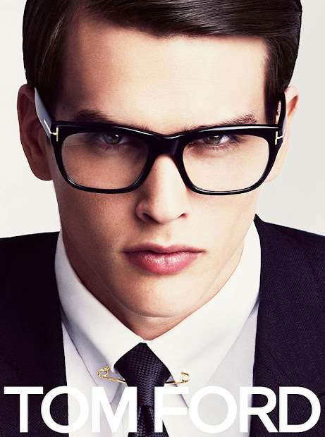 Mike Kagee Fashion Tom Ford Men Spring Summer