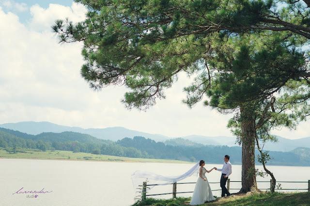 chụp hình cưới kiểu phóng sự