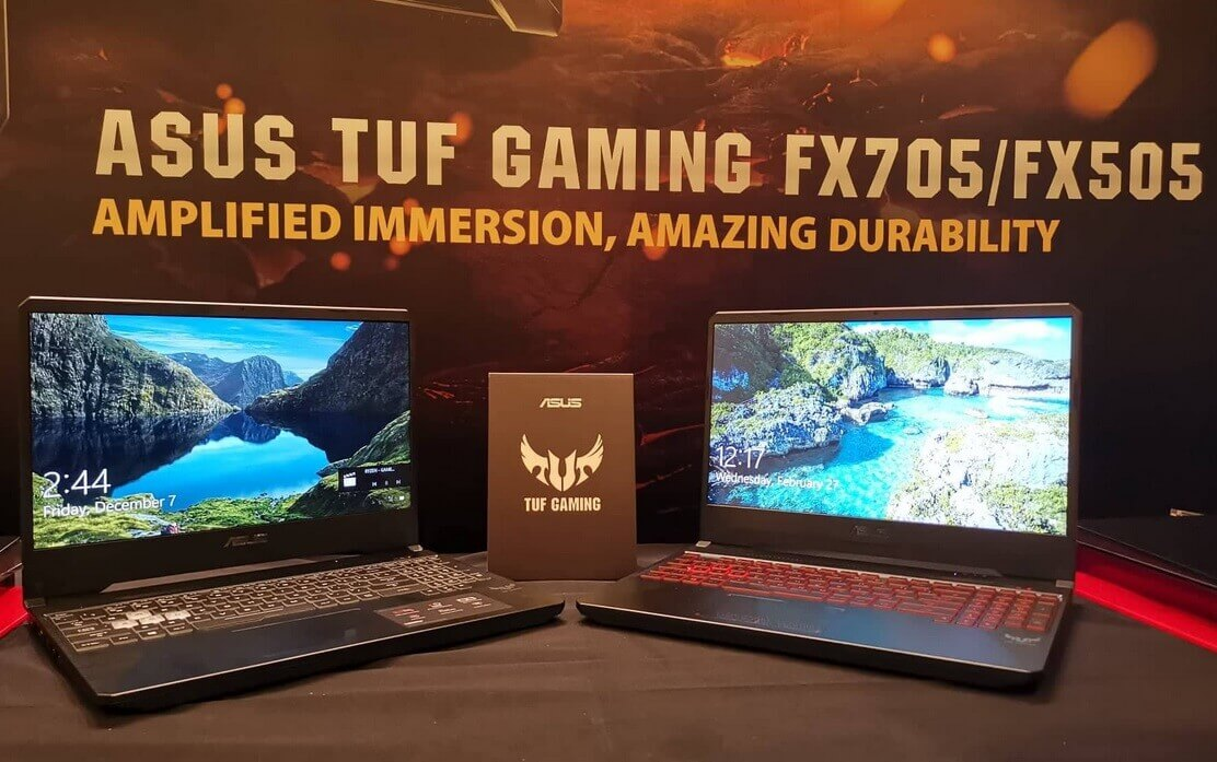 ASUS TUF FX505DY Gaming Laptop
