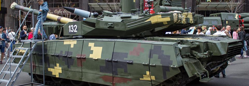 Малишевськs танки на показі військової техніки
