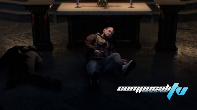 Resident Evil Damnation DVDRip Español Latino