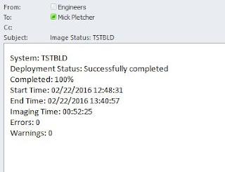 MDT Build Reporting Tool ~ Mick's IT Blogs