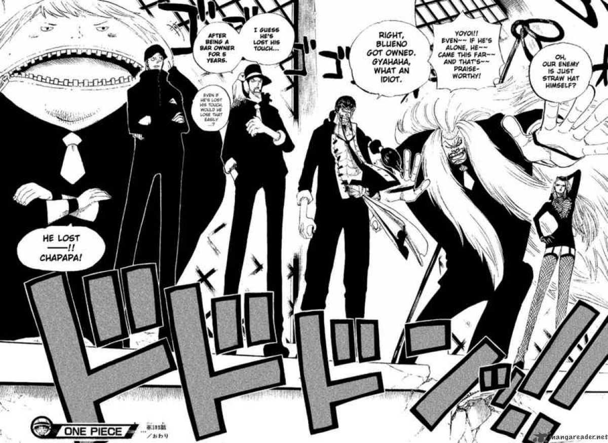 One Piece Ch 389