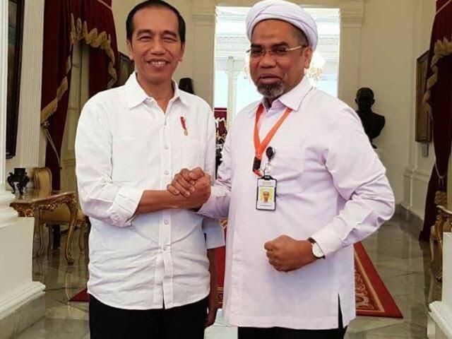 Nama Cawapres Mengerucut 5, Ngabalin: Perhatikan Gestur Jokowi
