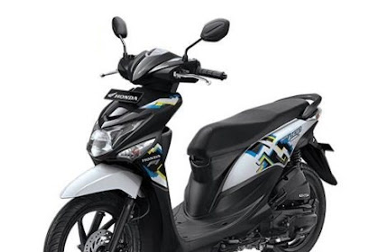 Warna Baru Honda Beat POP Comic Hits dan Cool Pixel