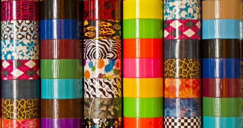Fresh-You Nutrition, Fitness, and Wellness: Duck Tape to ...