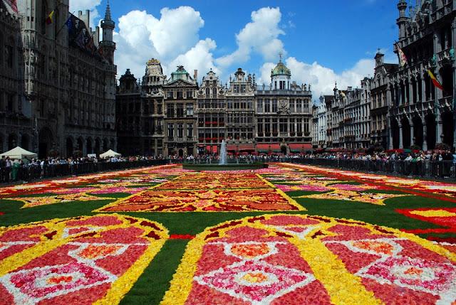 Clima em Bruxelas