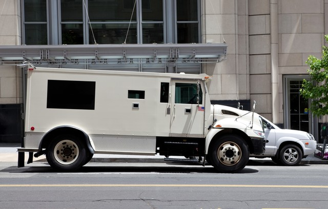 Armored Car for Sale