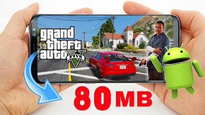 GTA V Lite Android Mod APK Download