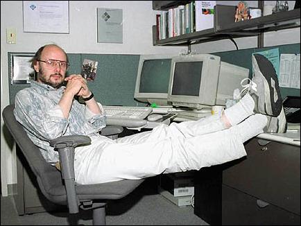 Bjarne Stroustrup, creador de lenguaje C++