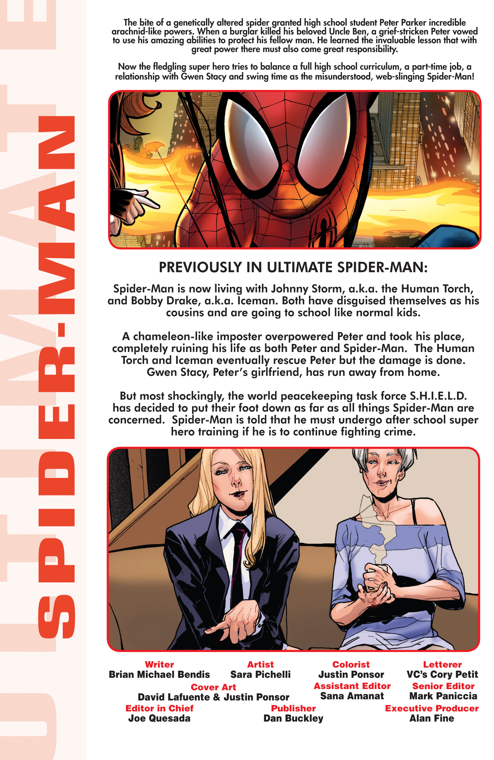 Read online Ultimate Spider-Man (2009) comic -  Issue #151 - 2
