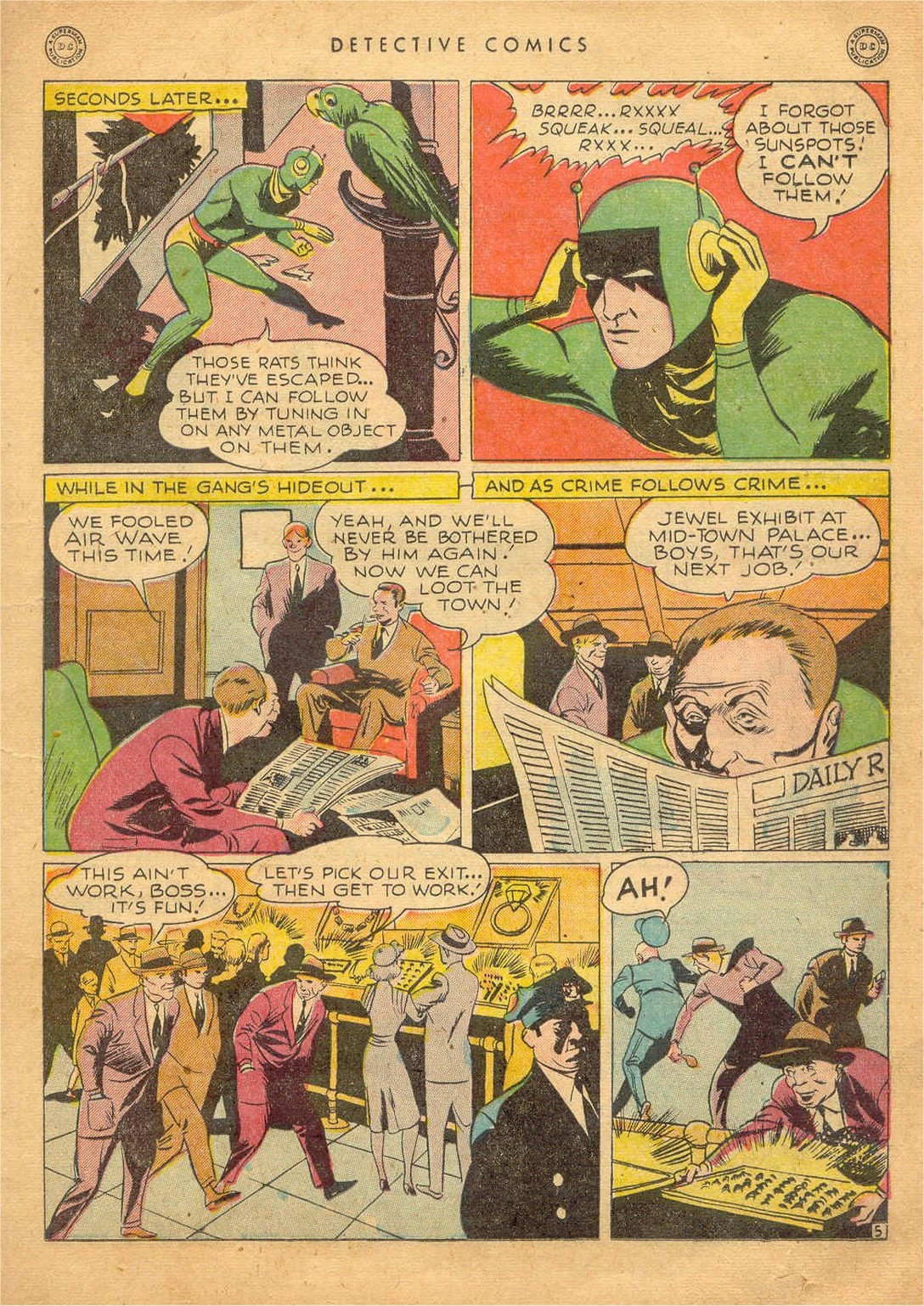 Read online Detective Comics (1937) comic -  Issue #129 - 20