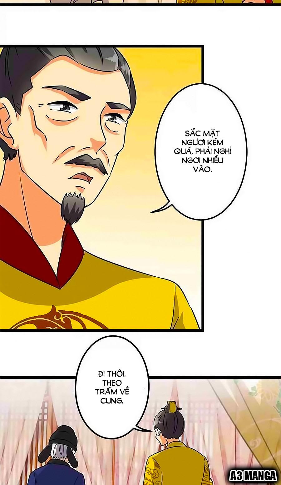 Vương Gia! Ngươi Thật Bỉ Ổi! – Chap 116
