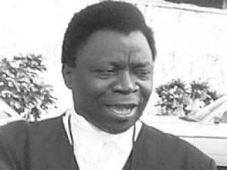 Olu Onagoruwa Dies
