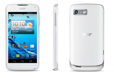 HARGA HP ACER LIQUID GALLANT E350