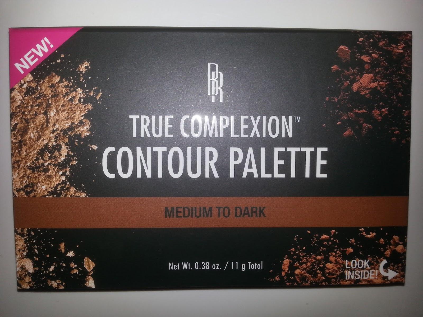 Black Beauty Skin: True Complexion Palette Black Radiance