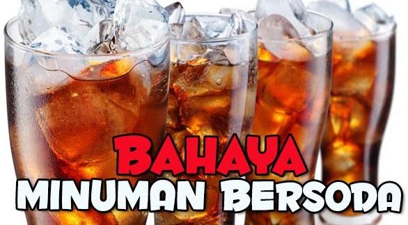 Bahaya Minuman Bersoda Bagi Kesehatan Dan Kecantikan