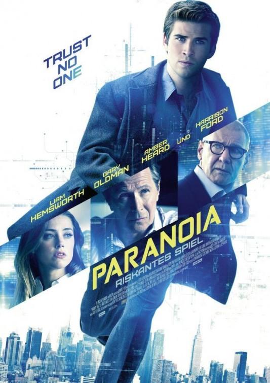 paranoïa en streaming