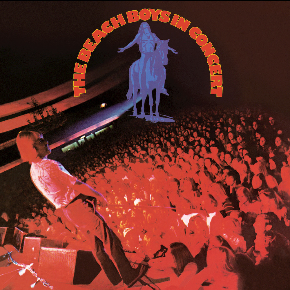 Alternate Albums and More!: The Beach Boys - In Concert (Alternate)