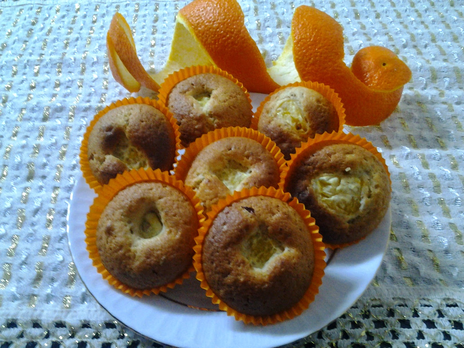 portakallı top kek tarifi