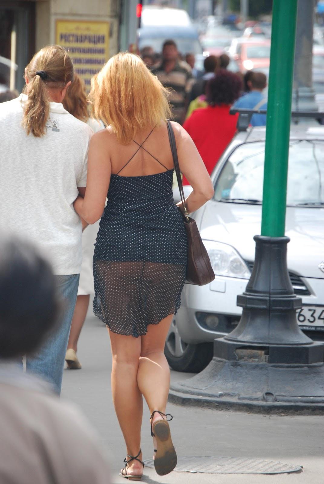 анальным сексом, фото девушек подглядывание в прозрачном платье имеете