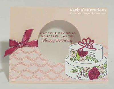 Karina S Kreations Cake Soiree Sneak Peak