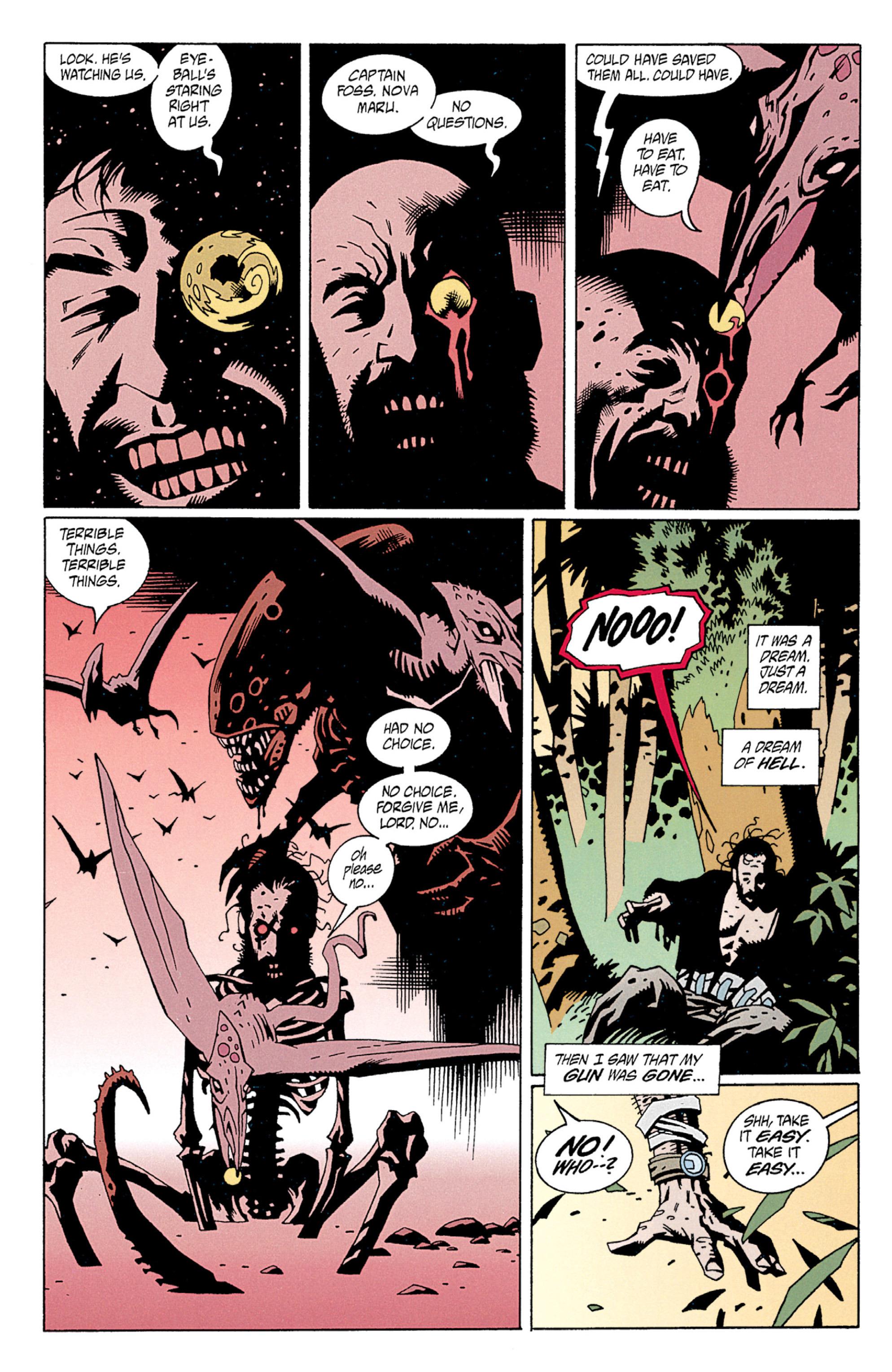 Read online Aliens: Salvation comic -  Issue # TPB - 27